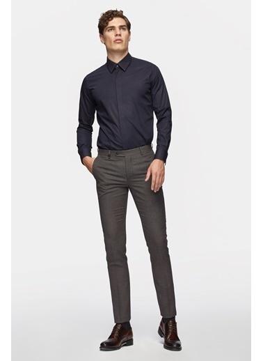 Tween Klasik Pantolon Bordo
